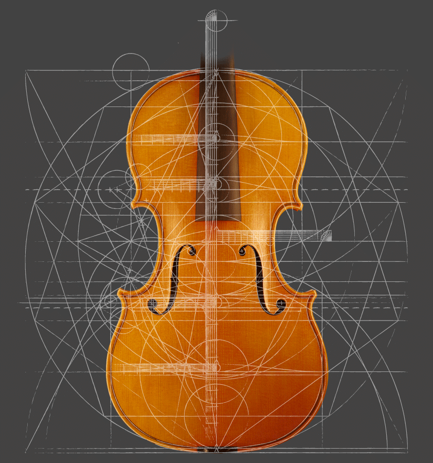 Violon Thomas Billoux Luthier - 2013